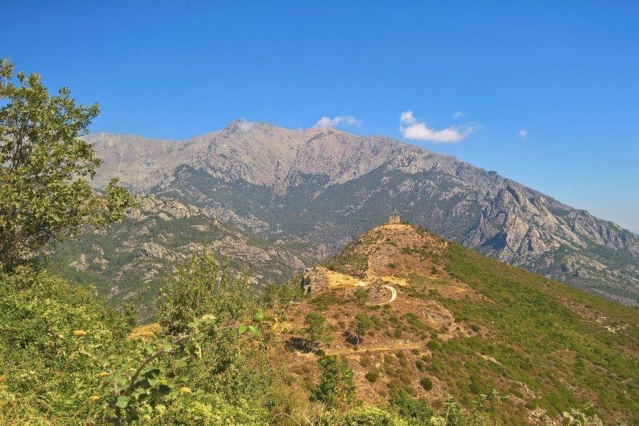 GR20 in Korsika - Klassische Route