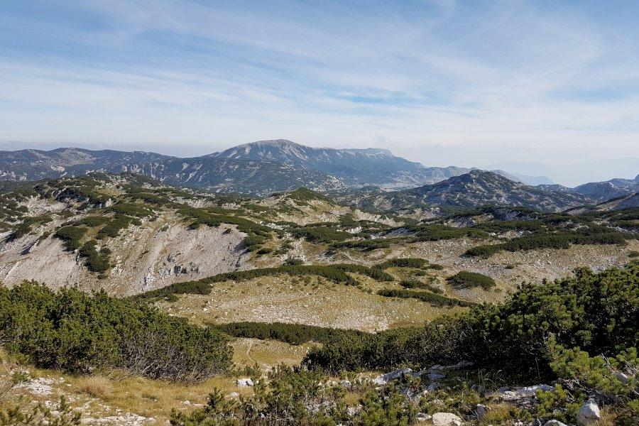 Via Dinarica von Kroatien nach Bosnien