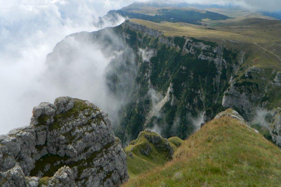 Trekking im Bucegi Gebirge & Omu Besteigung