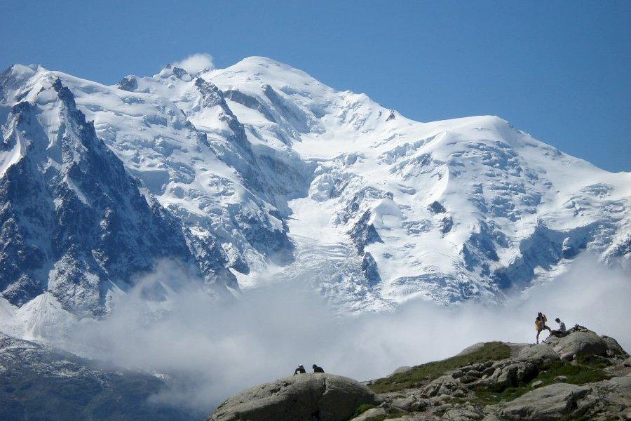 Mont Blanc & Gran Paradiso Besteigung