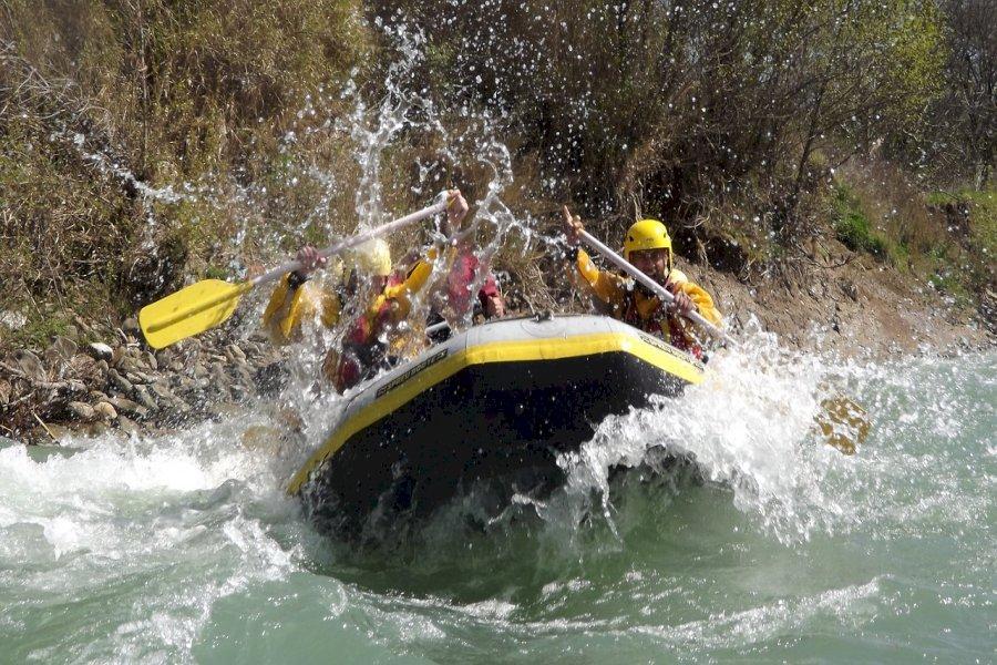 Rafting-Abenteuer auf Bosniens Tara-Fluss