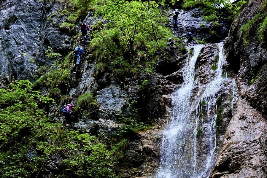 Abenteuer-Wanderung im Slowakischen Paradies