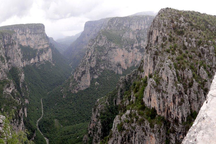 Wandere im Pindus Gebirge & der Vikos-Schlucht