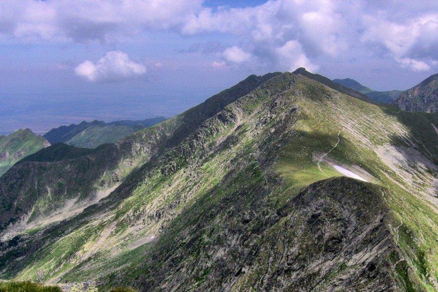 Trekking in Rumäniens Fagaras Gebirge