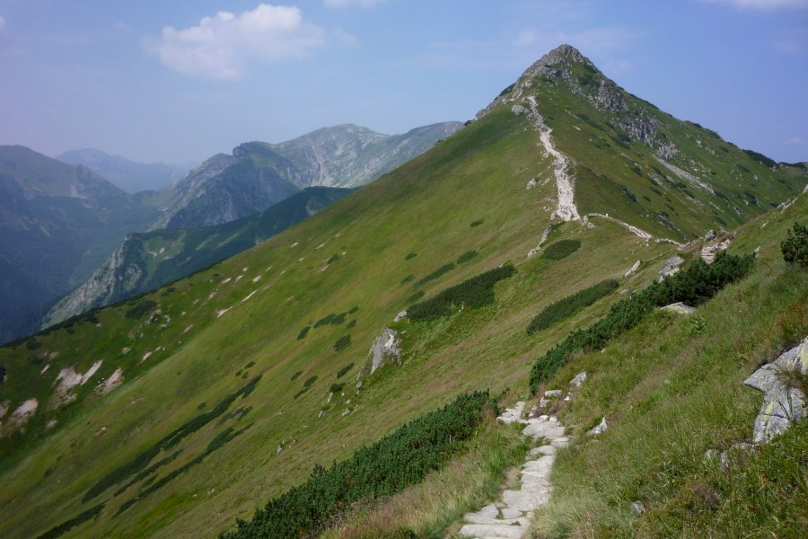 Kombinierte Tatra & Slowakisches Paradies Trekking Tour