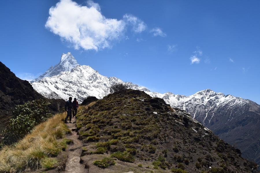 Mardi Himal Trek - 8 Tage