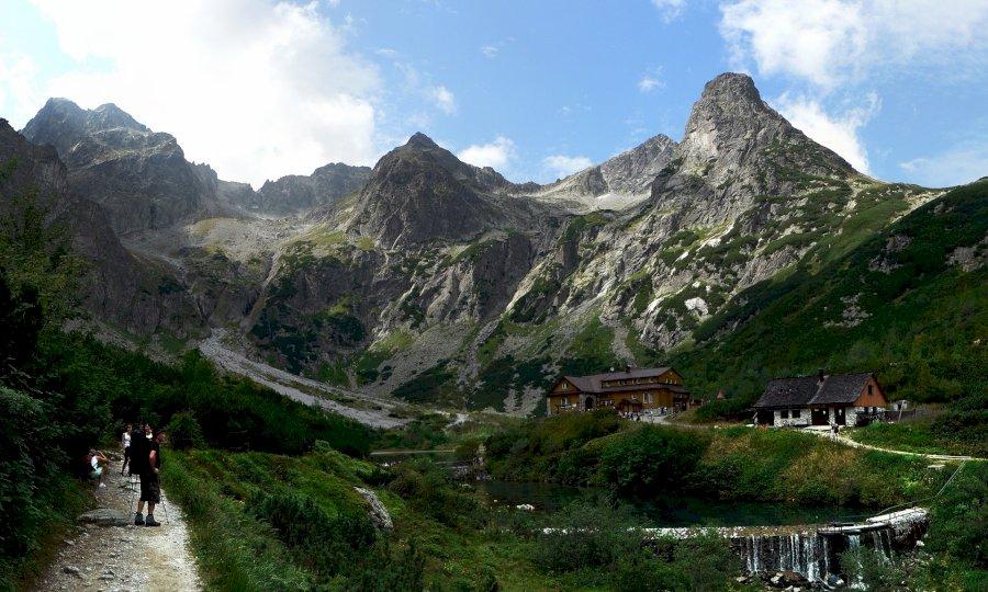 Hohe Tatra Hüttentrekking (Selbst geführt)