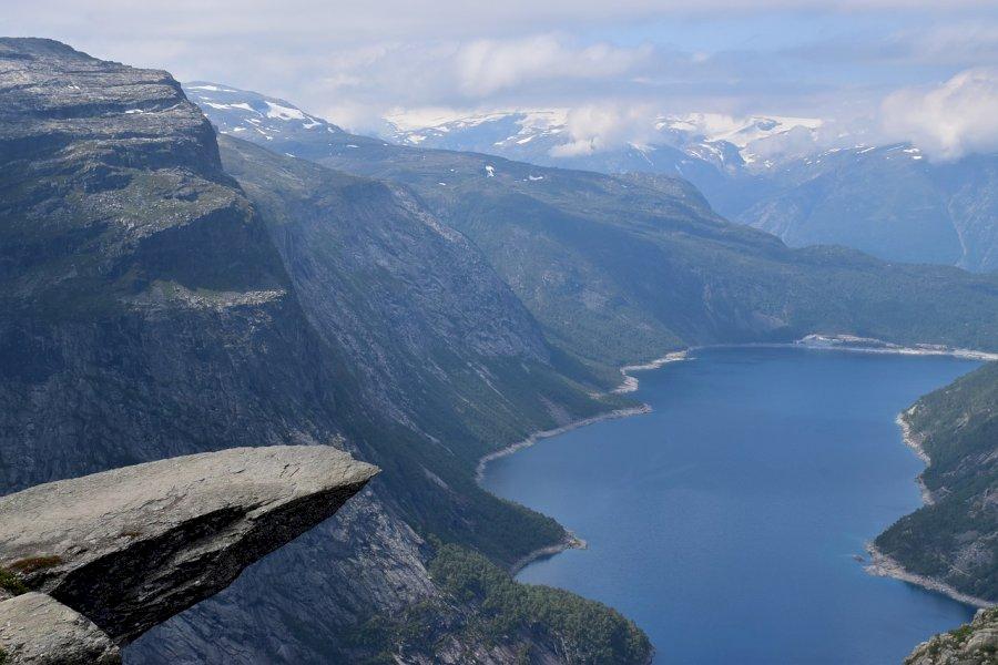 Entdecke Norwegens bekannteste Felsformationen