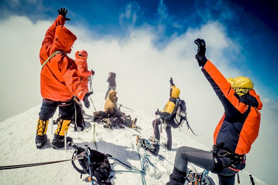 Mt. Kazbek (5054 m) Expedition