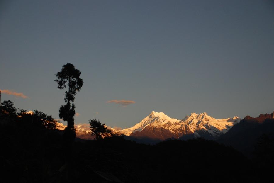Kanchenjunga Trekking - 24 Tage