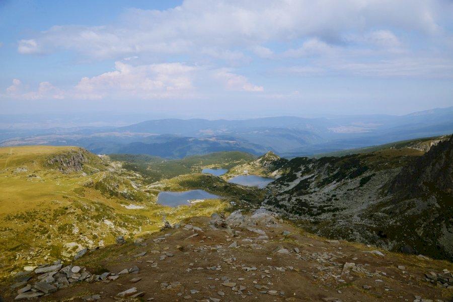 Trekke im Pirin- & Rila-Gebirge