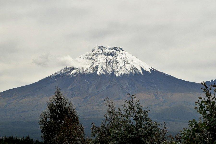 Cotopaxi (5.897 m) Besteigung