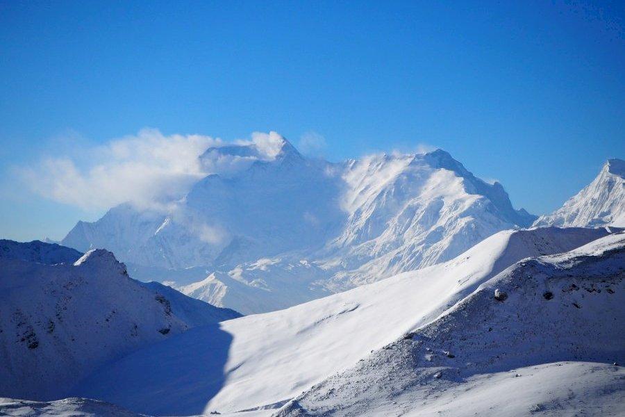Chulu West Peak Besteigung