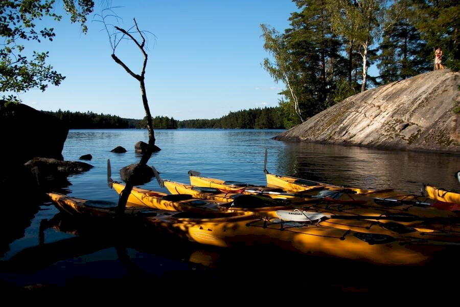 Kayaking & Wild-Camping in Bohuslän