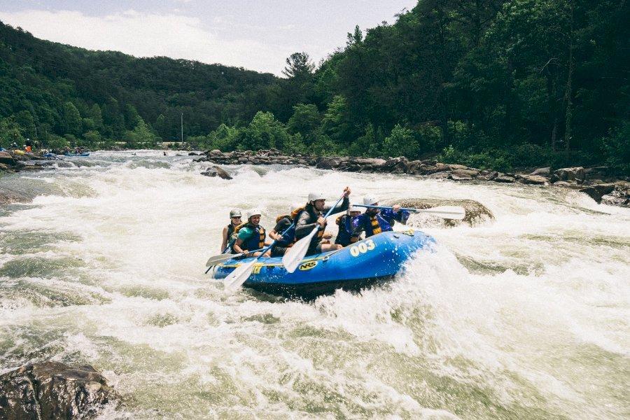 Kali Gandaki River Rafting - 3 Tage