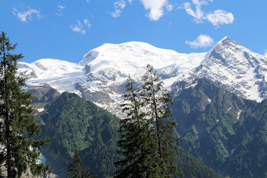Mont Blanc Besteigung ab Val Veny (Italien)