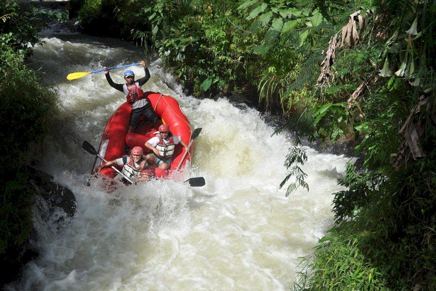 Rafting-Abenteuer auf dem Amazonas