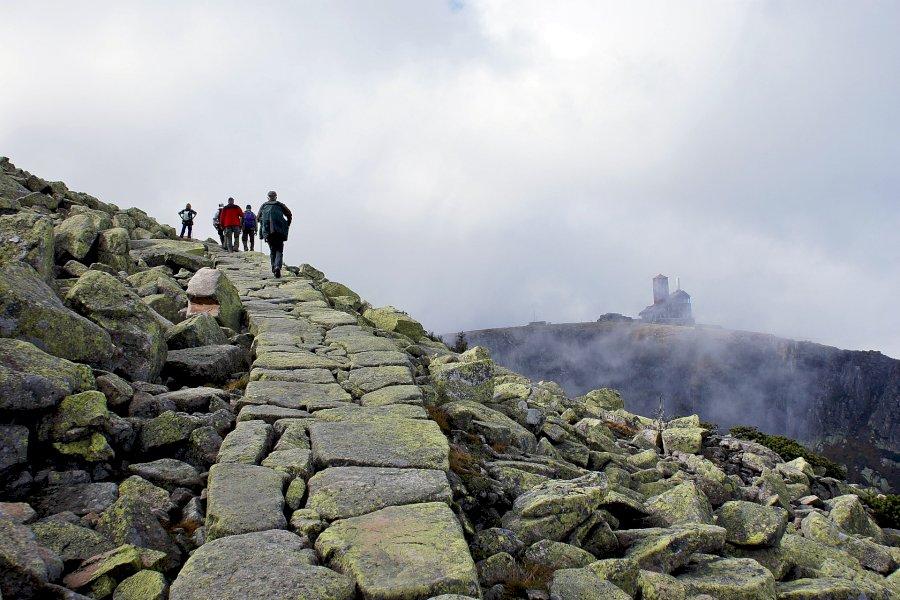 Trekking Retreat im Krkonose Nationalpark