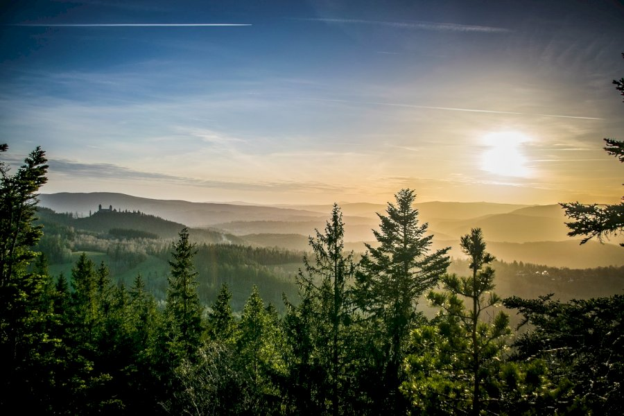 Trekking Retreat im Sumava Nationalpark