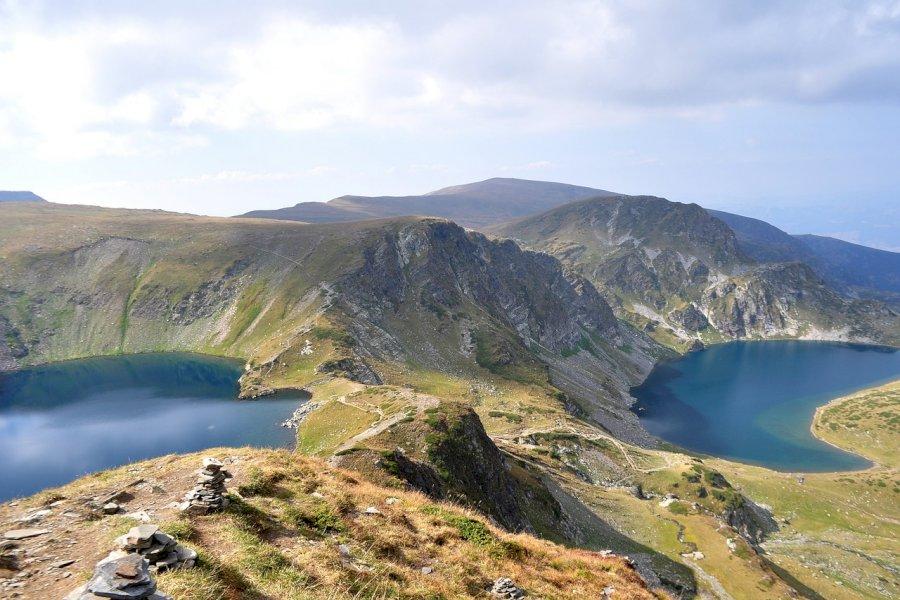 7 Rila-Seen & Malyovitsa Gipfel Tour
