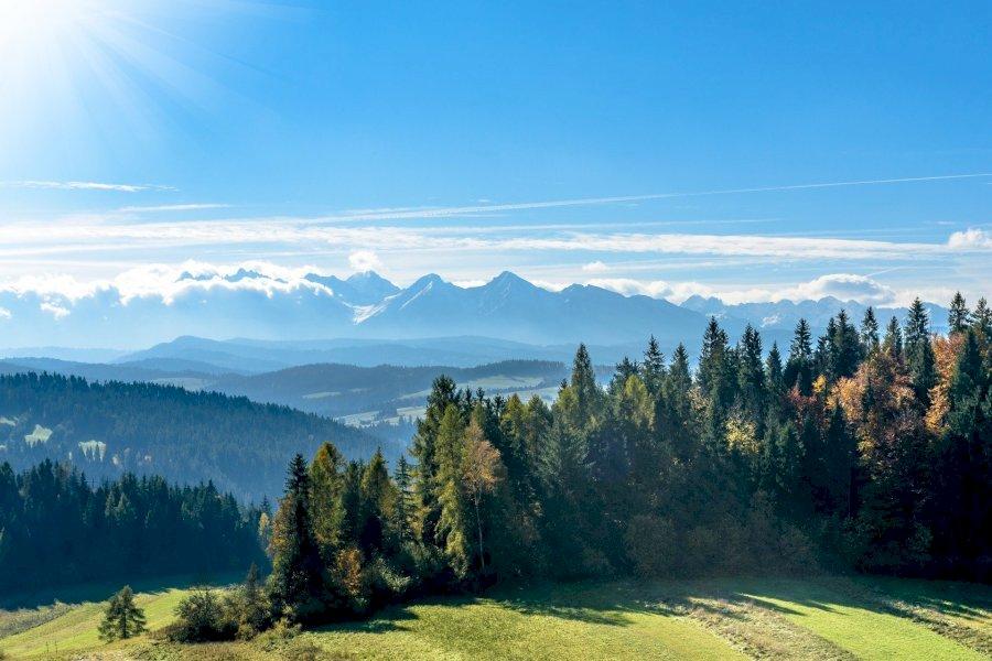 Tour durch die Naturwunder der Slowakei
