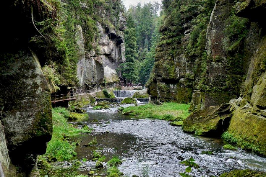 Das Beste der Böhmischen und Sächsischen Schweiz