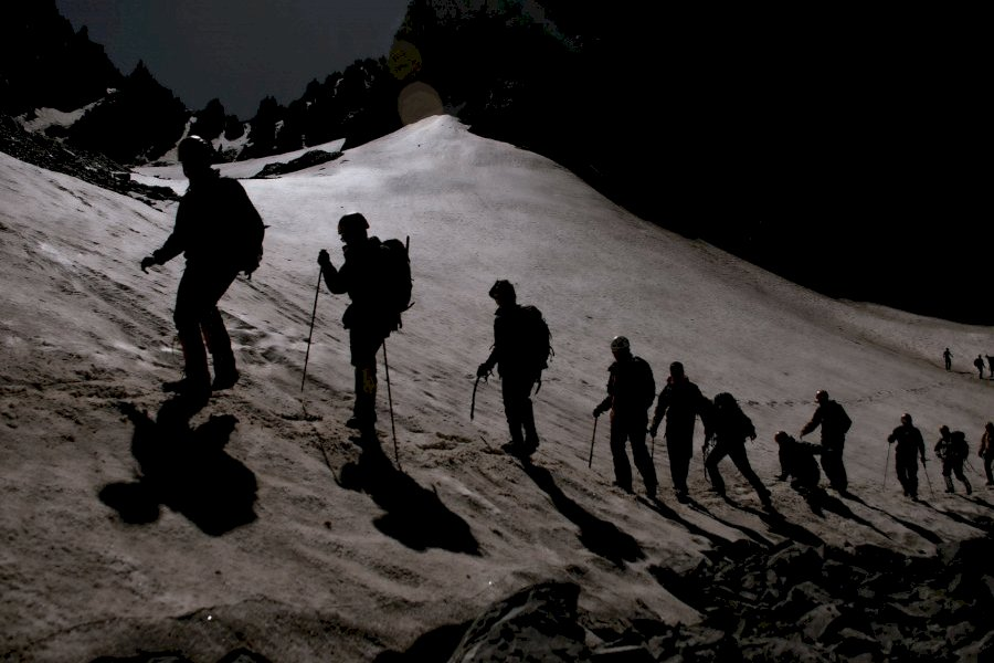 Phachermo Peak Besteigung