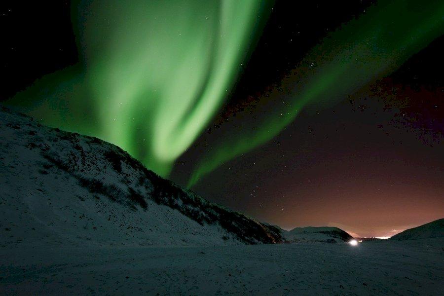 Nordlichter-Abenteuer in Norwegen