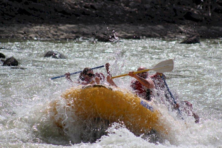 Karnali River Rafting - 10 Tage