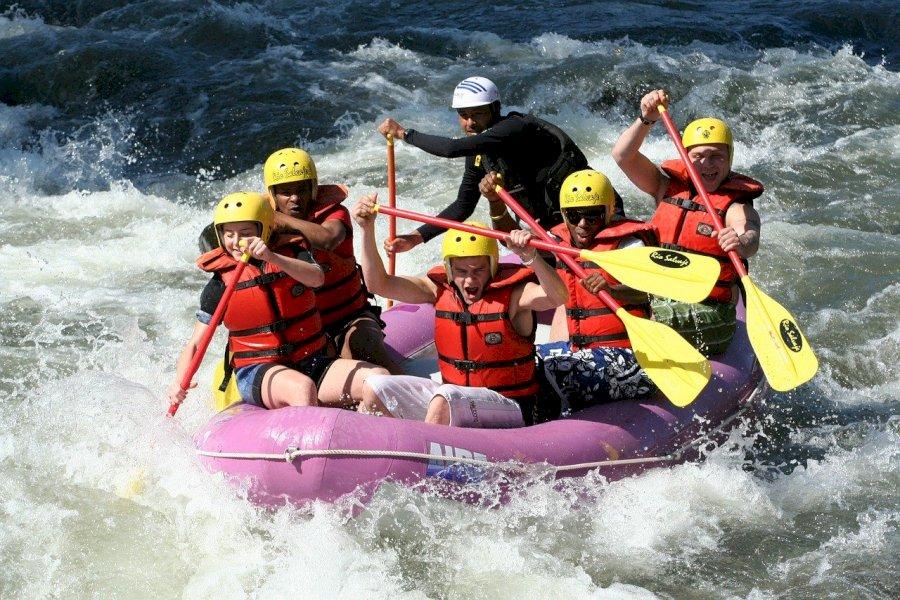 Rafting-Abenteuer in Montenegro