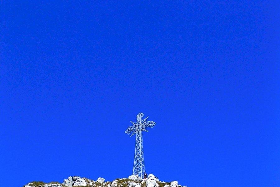 Mt. Giewont Besteigung