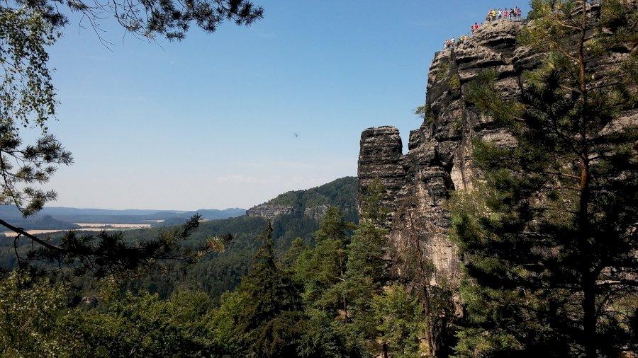 Klettersteig-Tour in der Böhmischen Schweiz