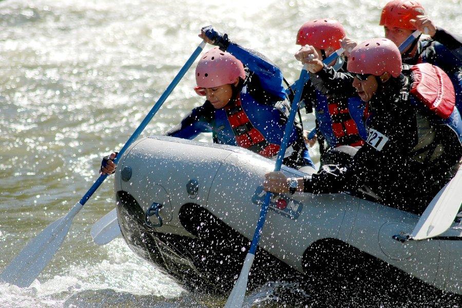 Rafting-Abenteuer auf Nepals Sunkoshi-Fluss