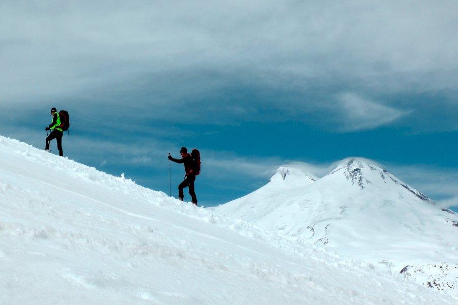 Elbrus (5.642 m) Besteigung - Südroute