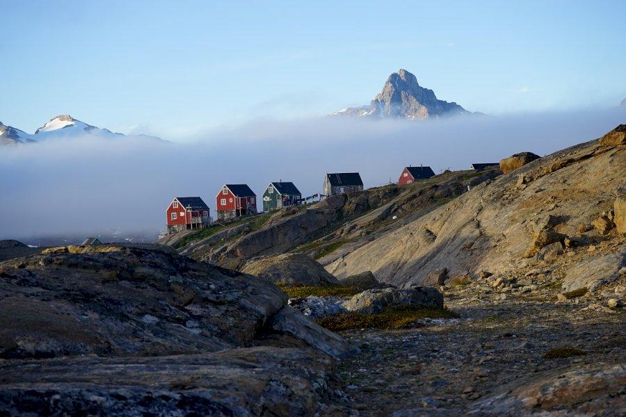 Wildnis- & Trekking-Abenteuer in Grönland