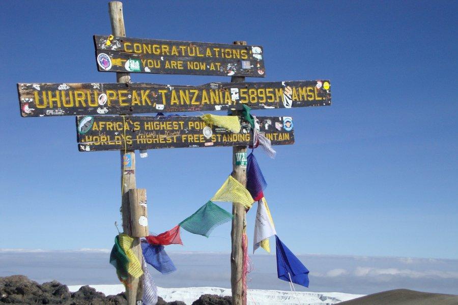 Kilimandscharo Besteigung - Machame Route