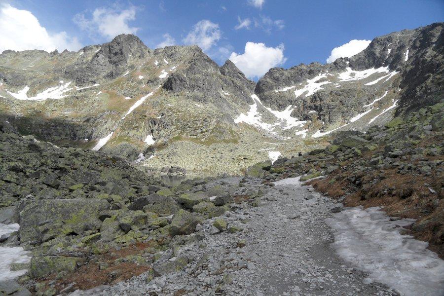 Mt. Rysy Besteigung