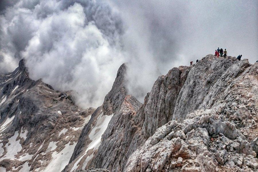 Triglav Besteigung über das Sieben-Seen-Tal