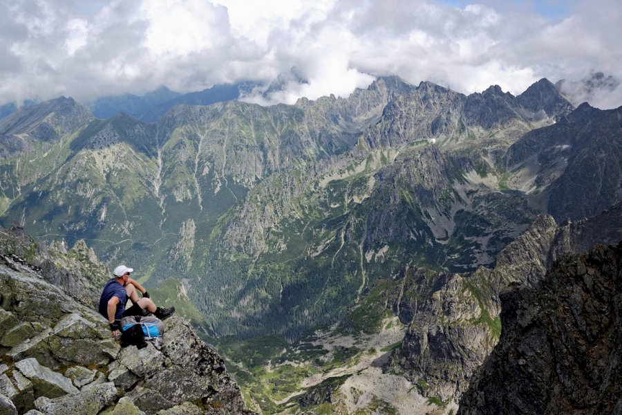 Panorama-Wanderung durch die Hohe Tatra